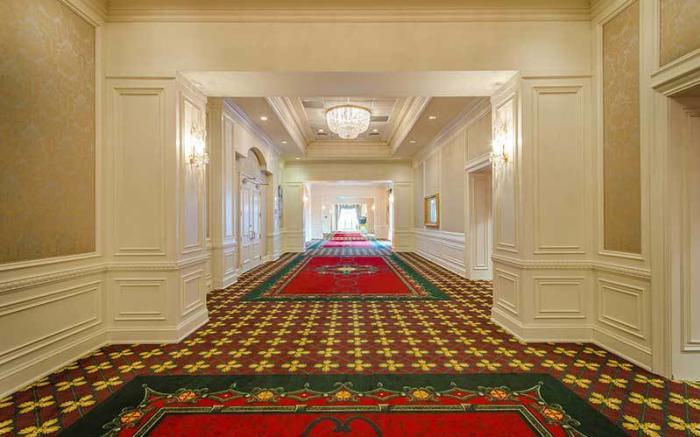 Marquis Ballroom Hallway