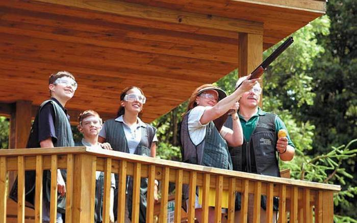 Nemacolin Woodlands Resort's Shooting Academy