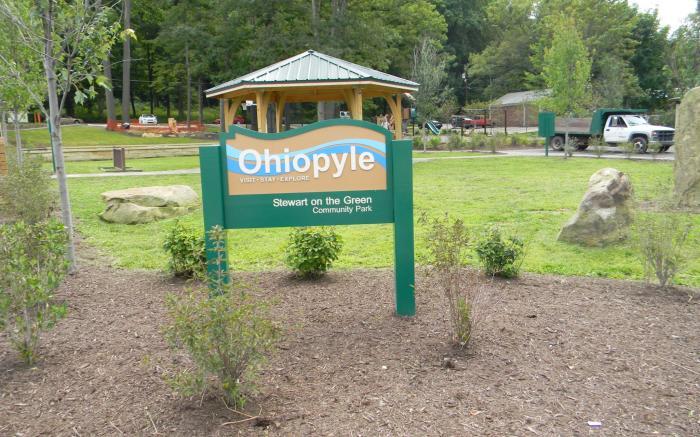 Ohiopyle Stewart Community Center 2