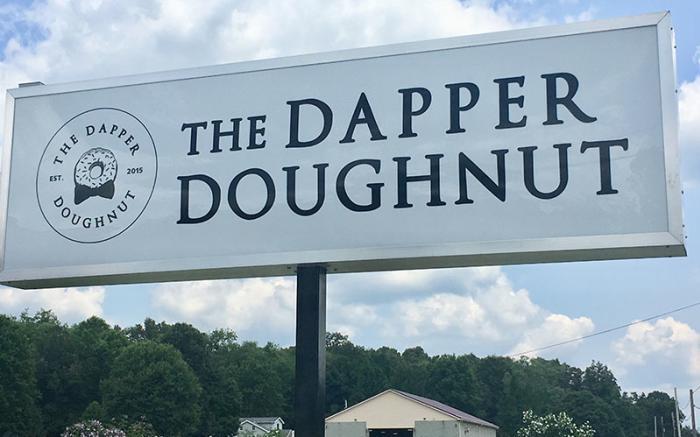 The Dapper Donut
