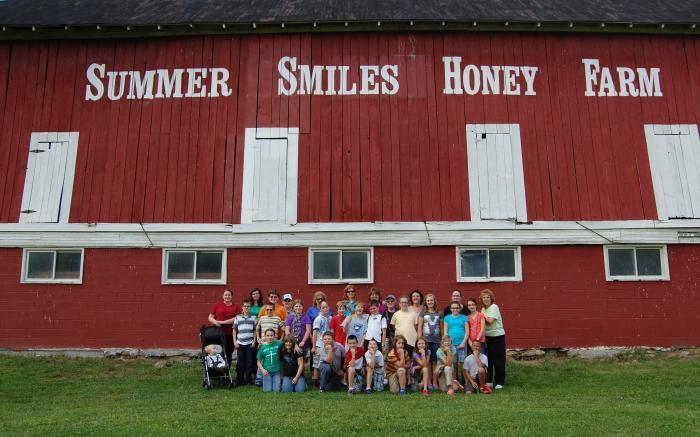 Summer Smiles Honey Farm 2
