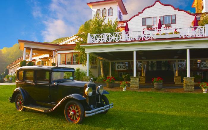 Summit Inn Resort