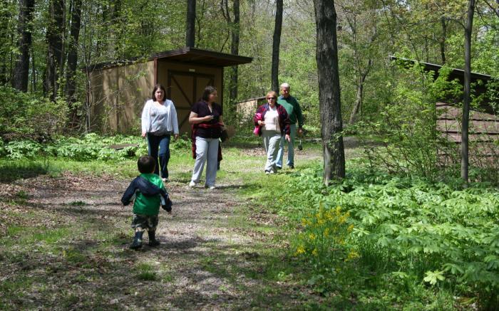 Alta E Schrock Nature Trail