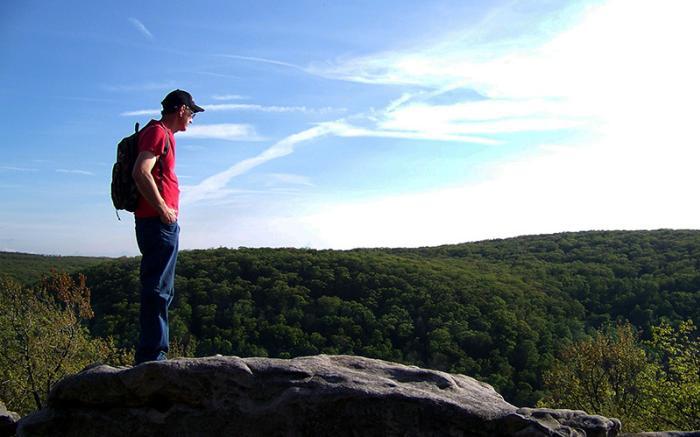Laurel Summit State Park