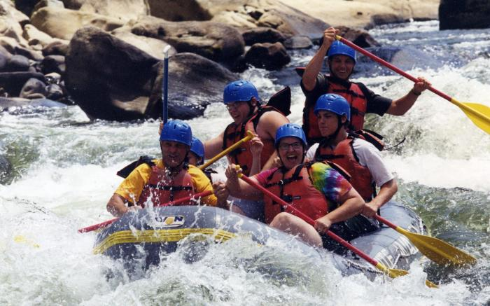 White Water Adventurers