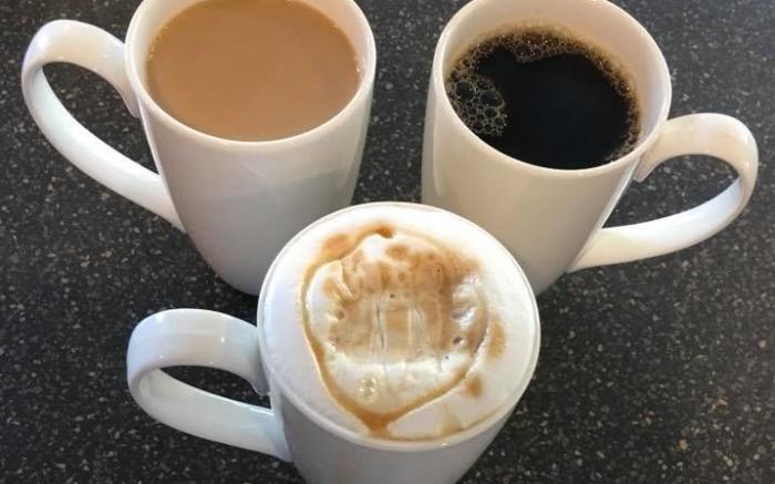 Coffee Trio