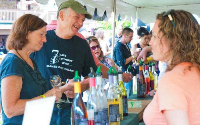 Seven Springs Annual Wine Festival