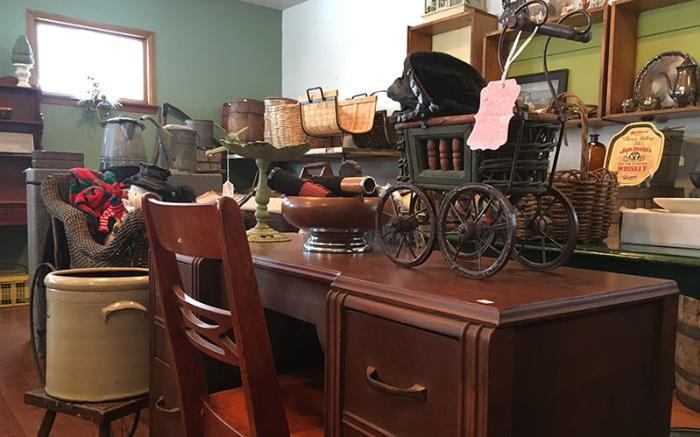 Silver Penny Vintage Shop