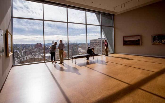 The Westmoreland Museum of American Art