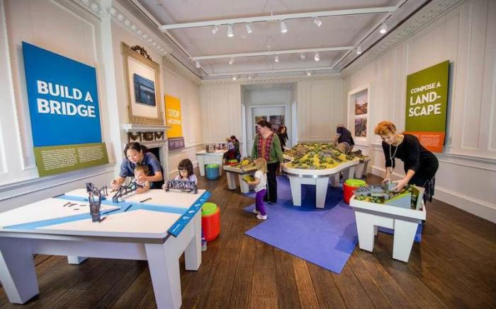 The Westmoreland Museum of American Art - Center for Creative Connections