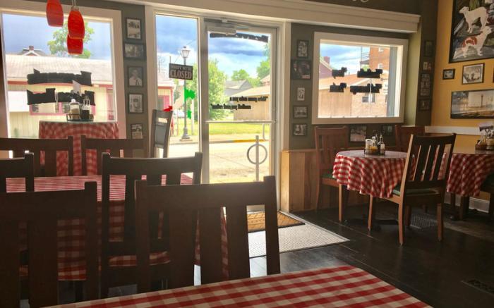 Ruvo's Italian Restaurant