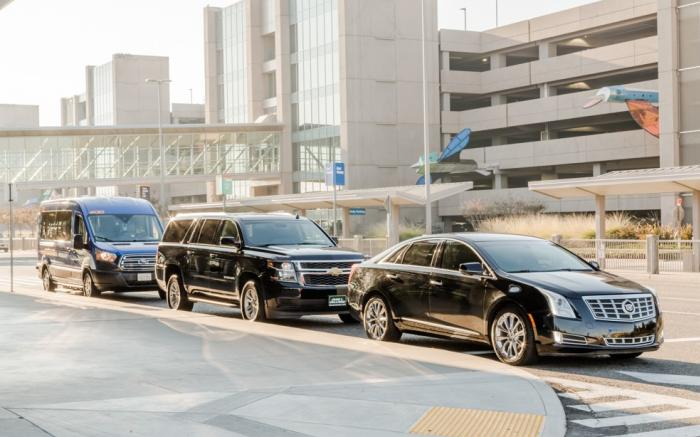 Airport and point-to-point transportation