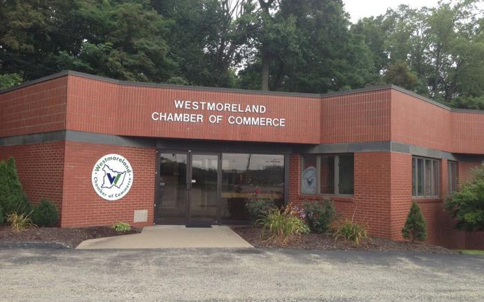 Westmoreland Chamber of Commerce building