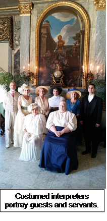Gilded Age Experience Deluxe Audience Participation Tour