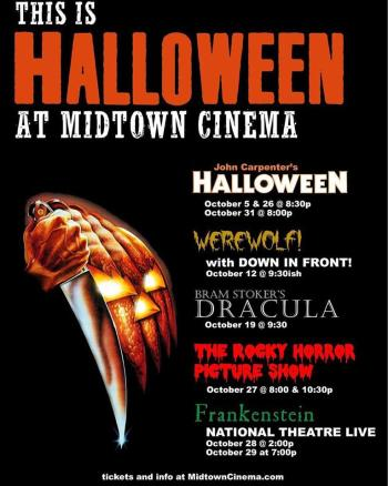 Midtown Cinema Halloween