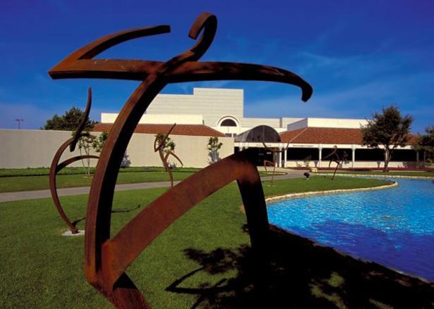 Irving Arts Center Sculpture Garden