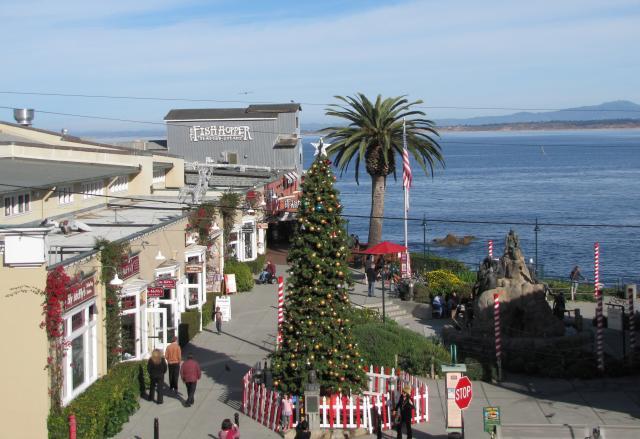Holidays on Cannery Row