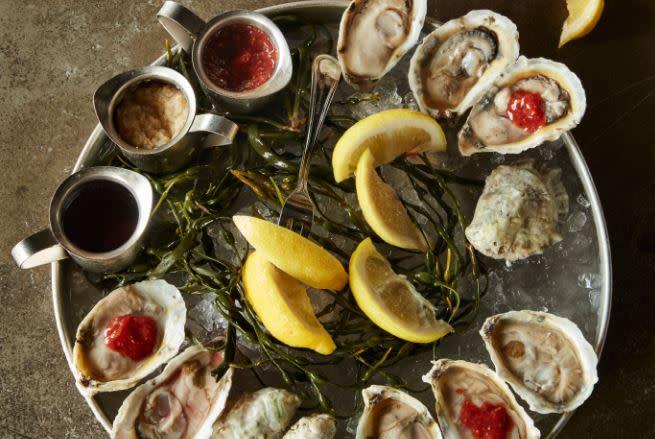 Blue Bell Inn Oysters