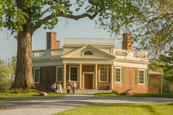 Thomas Jefferson's Poplar Forest - Virginia