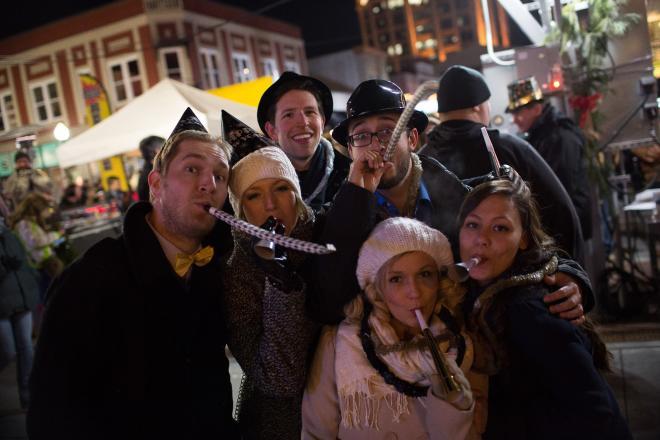 New Year's Eve Roanoke