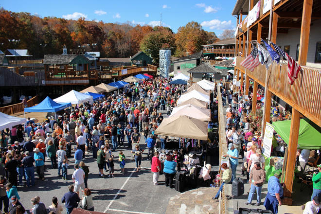 Smith Mountain Lake Fall Chili Festival