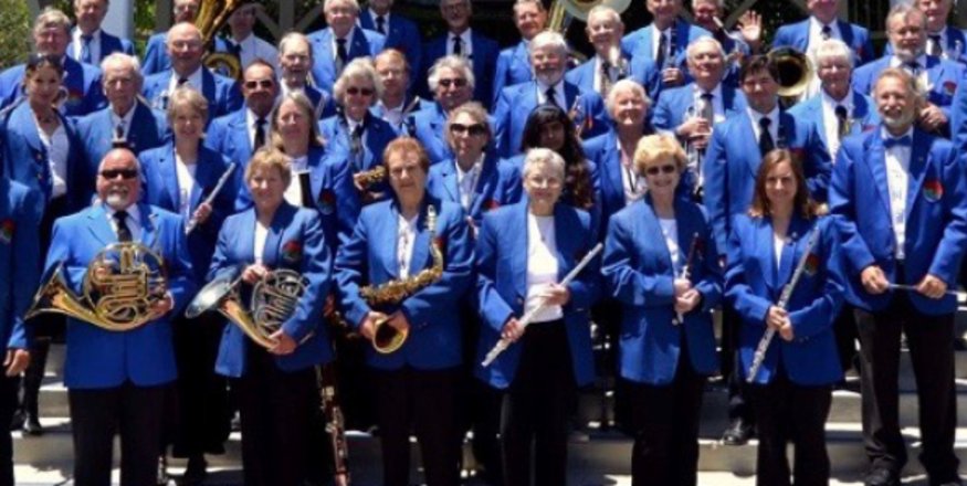 San Luis Obispo County Band Presents the 24th Annual Benefit Concert for Homeless Foundation - 40 Prado Project
