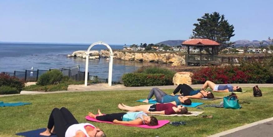Presence Over Presents: Black Friday Oceanfront Yoga