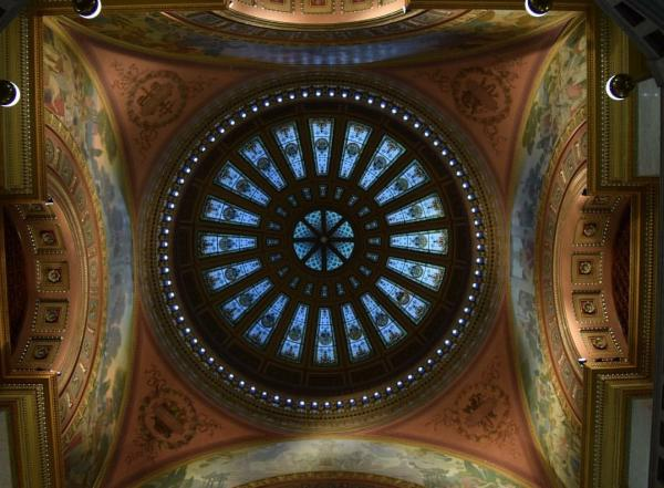 Allen County Courthouse Rotunda