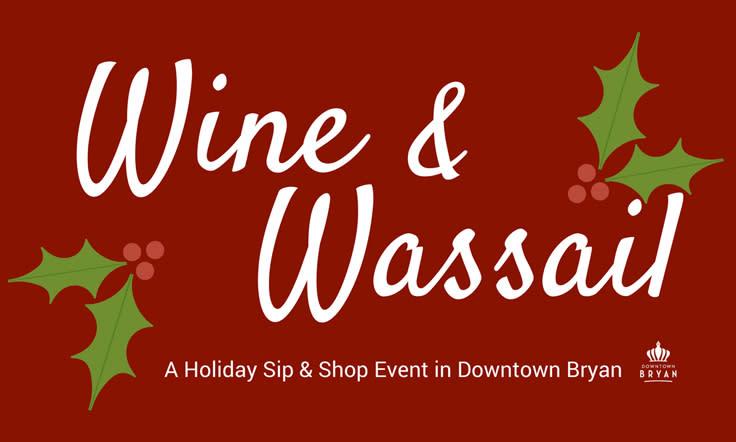 Wine and Wassail