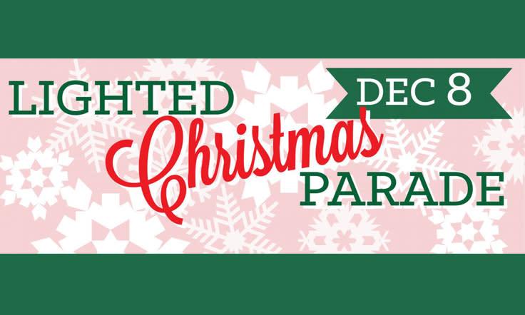 Downtown Bryan Christmas Parade