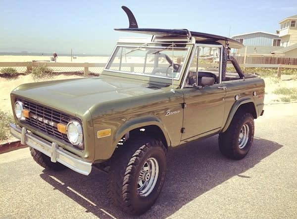 Jon's 1975 Ford Bronco