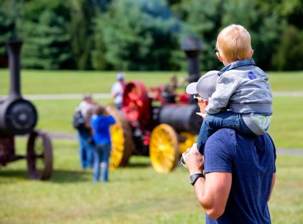 Conner Prairie Festival of Machines