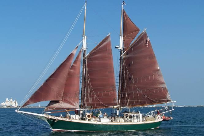 Schooner Inland Seas