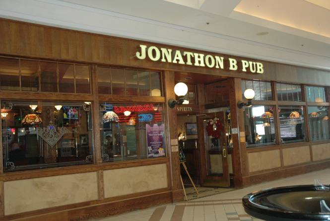 Jonathon B Pub
