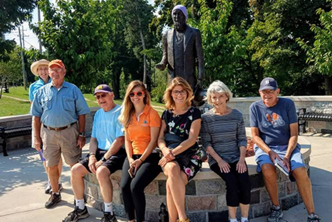 Guides Walking History Tours