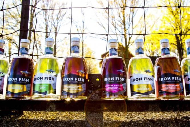 Iron Fish Distillery