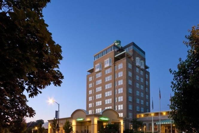 Park Place Hotel Twilight