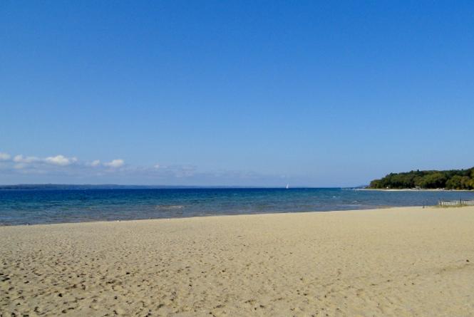 Bowers Harbor Beach