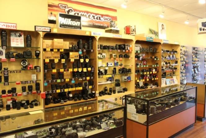 The Camera Shop