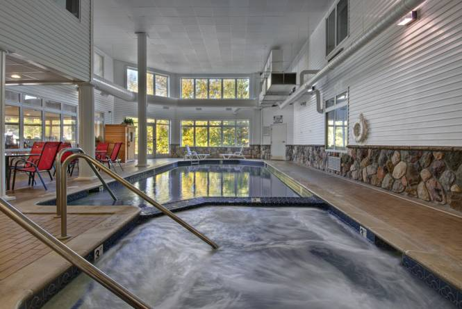 Indoor Pool, Hot Tub, & Sauna