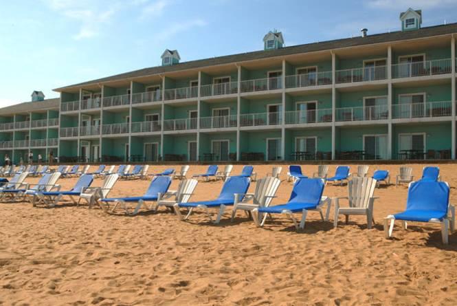 The Sugar Beach Resort - Beach
