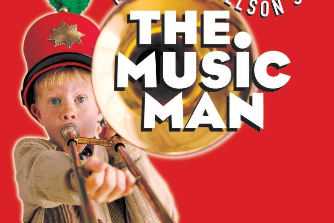 Upcoming Show - The Music Man