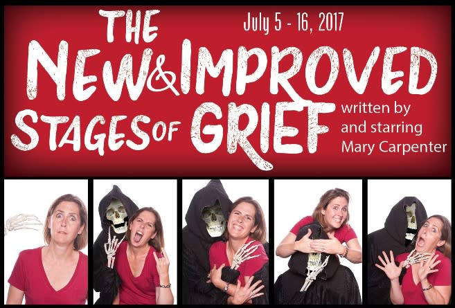 Act 2 Playhouse - The New Improved Stages of Grief