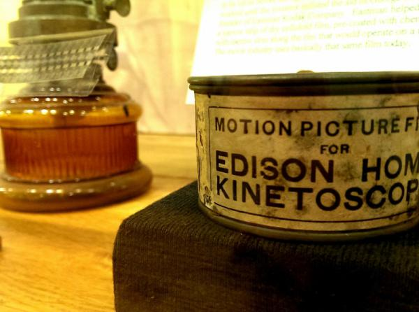 Edison Museum Kinetoscope