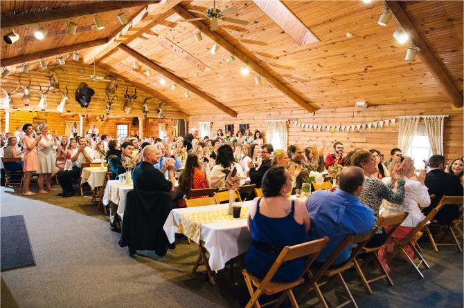 Wedding at Eberly Farm in Wichita KS