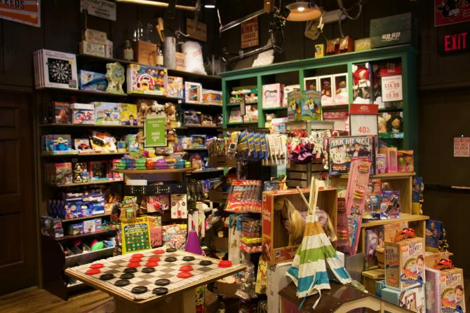 Get your quirky Christmas gift from Cracker Barrel Old Country Store in Wichita KS