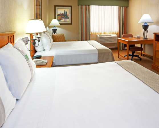 Radisson Hotel Albany - Double guest room