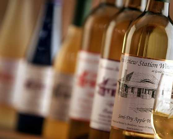 Brookview Wine Selection
