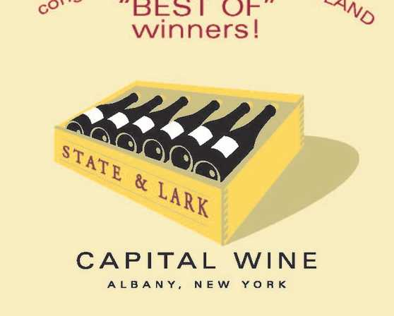 Capital Wine Logo