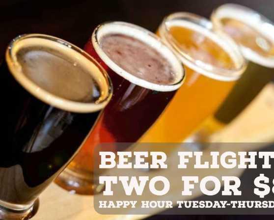 Beer Flight Special